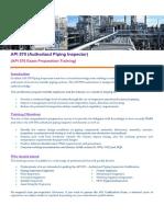 API  580 Brochure