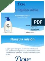 Jabón liquido Dove, Examen Marketing Estrategico