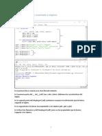 Tutorial Python orientado a objetos