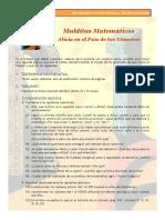 Ficha Malditas Matemáticas