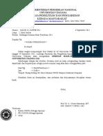 Surat Undangan Ke Peserta Seminar
