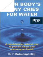 BATMANGHELIDJ, Dr. F - Your Body's Many Cries for Water (2000).pdf