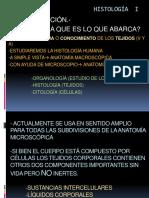 Histología 1er Semestre