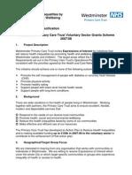 PCTCT Application Form