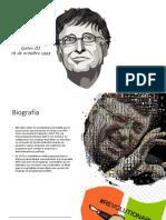 Bill Gates Habilidades Gerenciales