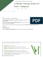 Cómo Sembrar Bambú_ Guía que incluye [17 Pasos + Imágenes]