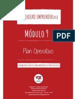 Trabajo Plan Operativo Yqe 2018