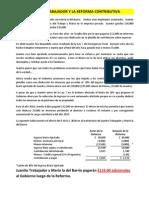 Juanito Trabajador y La Reforma de Fortuno