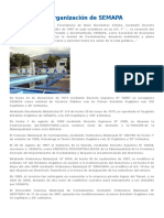 Informacion Basica SEMAPA