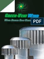 Green Vent Wind Brochure