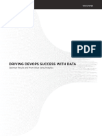 Driving Devops Success With Data
