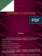 isotonia