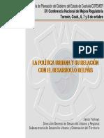 Politica Urbana y Desarrollo Pais (5)