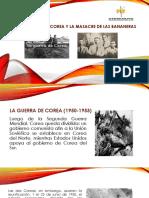 Guerra de Corea y Masacre de Las Bananeras (1)