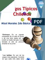 Juegos típicos chilenos