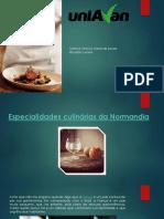 Especialidades Culinárias Da Normandia