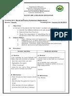 Lesson Plan 2018-2019 DLP