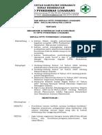 5.1.4.3. SK Mekanisme Komunikasi Dan Koordinasi BAB V