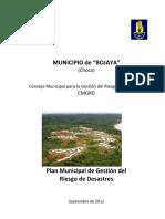Plan Municipal de Gestión del Riego de Desastres BOJAYA.pdf