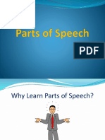 1. Parts of Speech