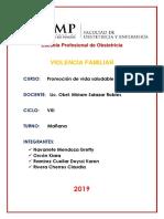 Mono Violencia Familiar