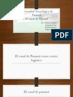 Canal de Panama Logisctic.pptx