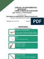 Organología de instrumentos musicales - Comp. y Arr. Diplomante Heber Peredo.pdf