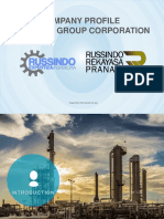 Compro Russindo Group Tahun 2018 Update