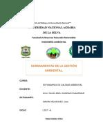 Herramientas Gestion Ambiental ECA.