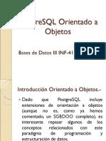 PostgreSQL Orientado a Objetos