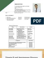 Vitamin D & Autoimune Disease