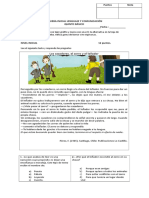 PRUEBA INICIAL LENGUAJE Y COMUNICACIÓN 5TO.doc