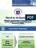 PSA-Philippine Qualifications Framework (PQF)