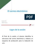 2A N04I El Correo Electrónico 2019-Marzo