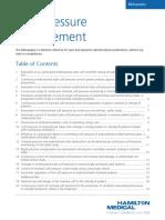 Cuff Pressure Management Bibliography en ELO20150402S.03