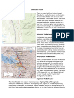 disaster preparedness plan  eportfolio assignment