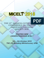 MICELT 2018 - PROGRAMME BOOK (FINAL).pdf
