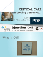 Critical Care- Improving Outcomes (1)