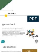 Ley Fintech