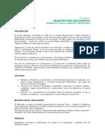 DIPLOMADO ARQUITECTURA BIOCLIMATICA...