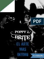 El Arte Mas Intimo - Poppy Z Brite