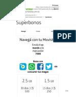 Superbonos - Nicaragua