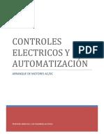 Informe de Laboratorio de Control y Automatizacion
