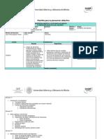 Planeación Didáctica Unidad 4 Elementos Fundamentales Del Diseño