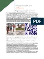 Aplicarea Noilor Inovatii Tehnologice in Turism