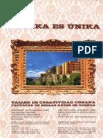 08 | Kuenka es unika. Taller de creatividad urbana. Facultad de Bellas artes de Cuenca | Spain