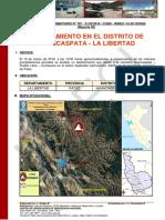 Reporte Complementario Nº 787 21mar2019 Deslizamiento en El Distrito de Huancaspata La Libertad 02