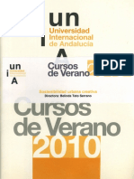 "10 | UNIA ""Sostenibilidad Urbana Creativa"" Curso de verano. B.Tato | Spain"