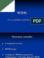 WDM multiplexing