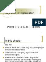 Engineers in Organization